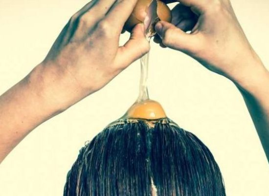 DIY: How To Prepare Egg Mask To Stop Dandruff, Dry Hair And Split Ends