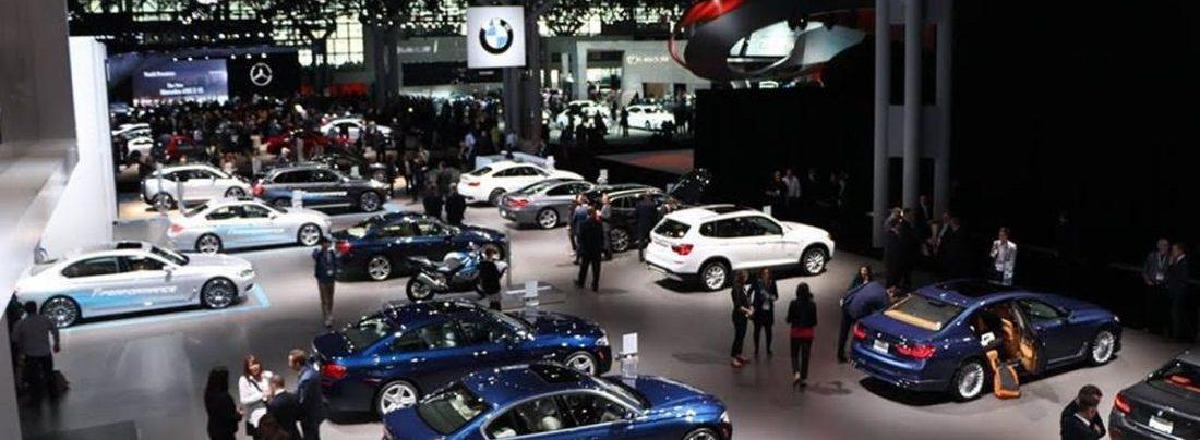 The New York Auto Show