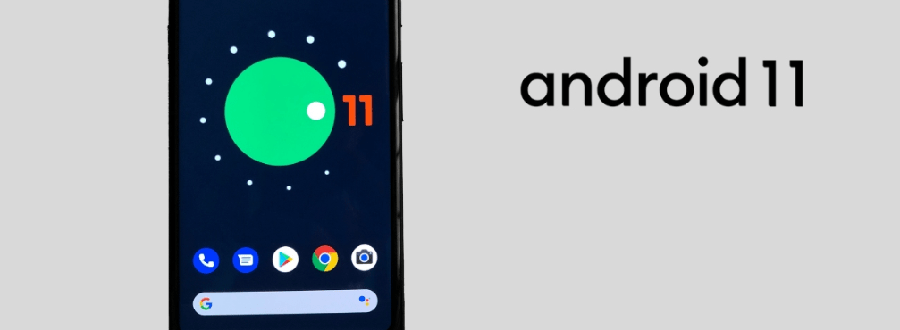 Google Android 11 5G Icon