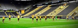 European Football Returns With Haaland Firing Dortmund To Winning Start