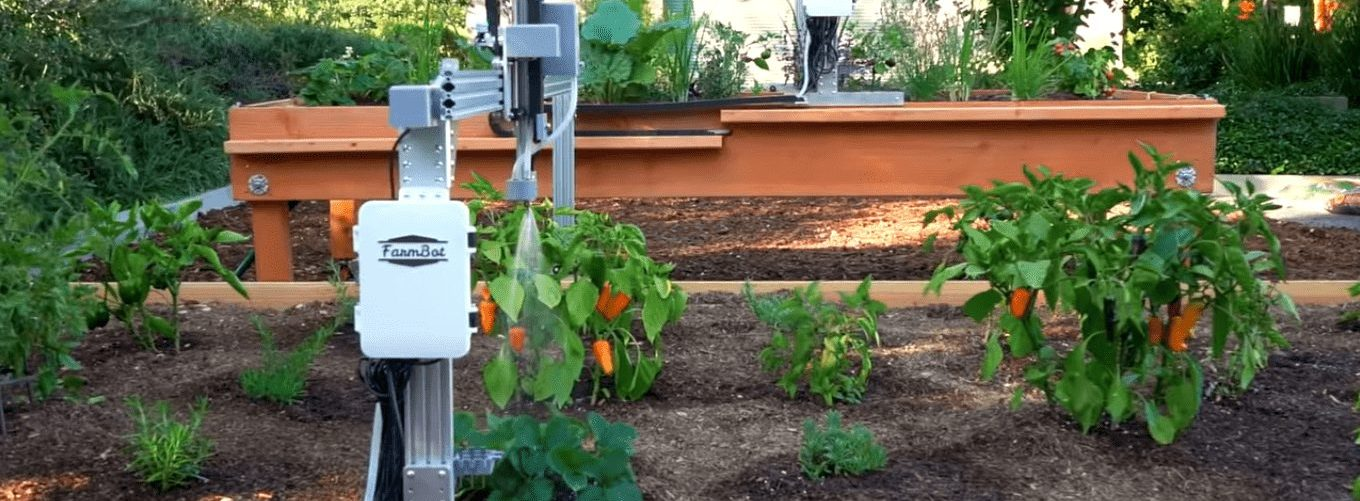 Have You Seen FarmBot, The Automated Device That Works As A Gardener? [Video]