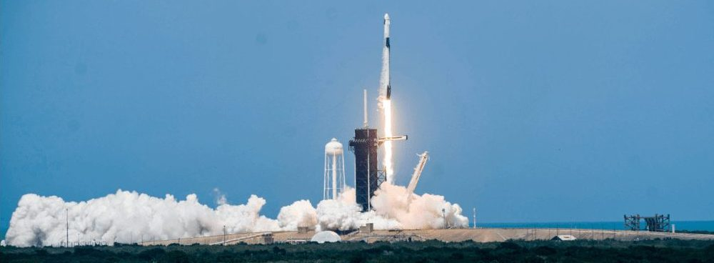 SpaceX launch private space exploration