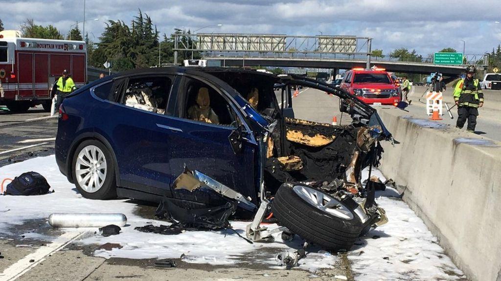 Tesla autopilot safety