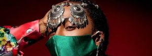 Denrele Edun Channels His Model Extraordinaire For His 39th Birthday Phootshoot