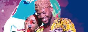 It's A Girl! Simi & Adekunle Gold Reveal Their New Baby's Name