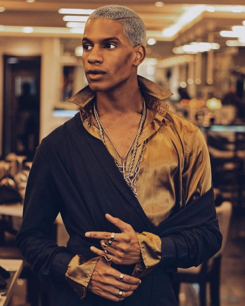 Denola Grey Trends On Twitter As He Takes His Place As King Of Fashion