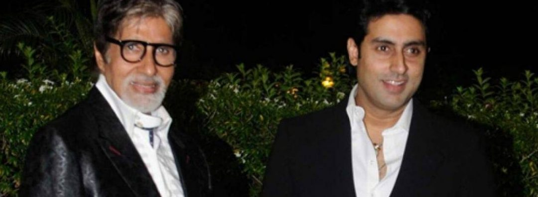 Veteran Bollywood Actor Amitabh Bachchan And Son Abhishek Test Positive For Coronavirus