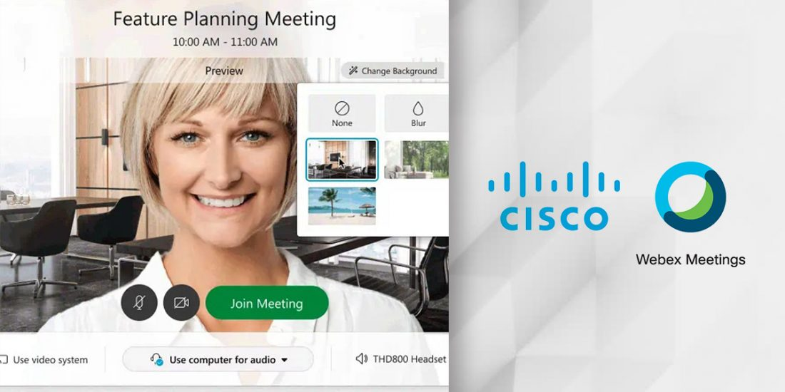 Working From Home: Get Your Productivity Up With Cisco Webex
