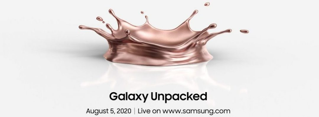 Samsung Confirms Galaxy Unpacked Event For 5th August 2020, Here Is What To Expect