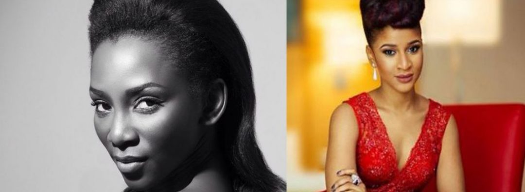 Genevieve Nnaji And Adesua Etomi's Acting Prowess Stirs Twitter Battle