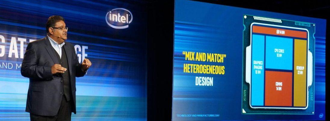 Venkata Renduchintala Intel