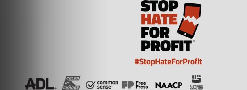 Stop Hate For Profit Facebook