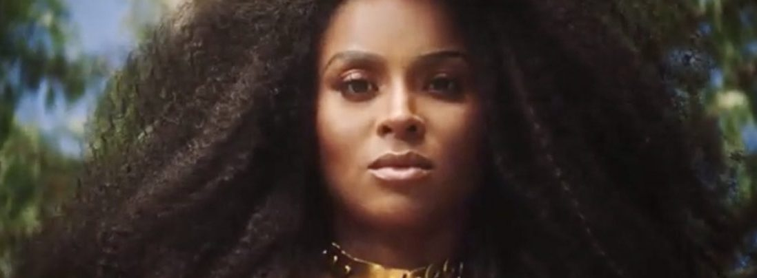 """Ciara Celebrates Black Excellence In Visuals Of """"Rooted"""""""