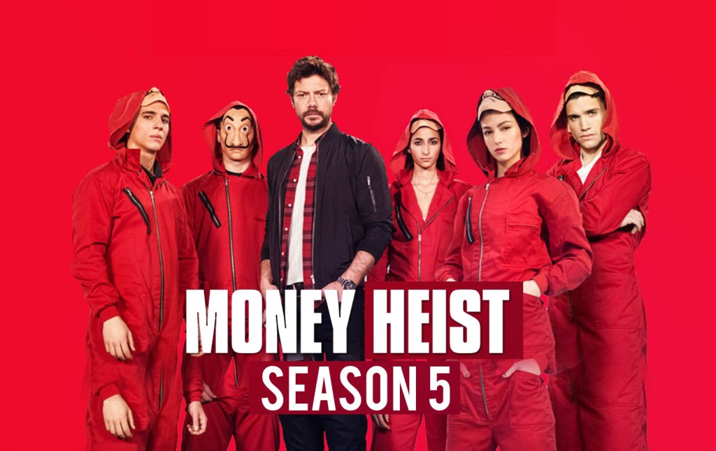 """Creator Of """"Money Heist"""" To Begin Production For Fifth And Final Season"""