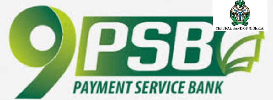 CBN Gives 9PSB, 9mobile Payment Service Bank, Operating License