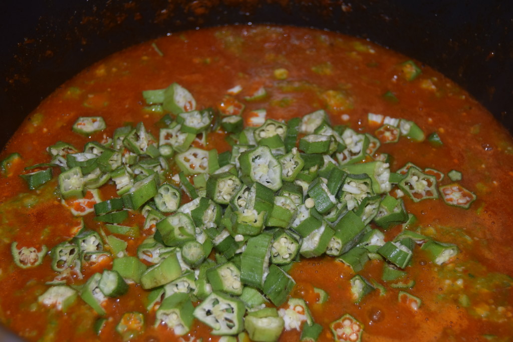 Stewed Seafood Okra Is The Delicacy You Should Cook This Weekend