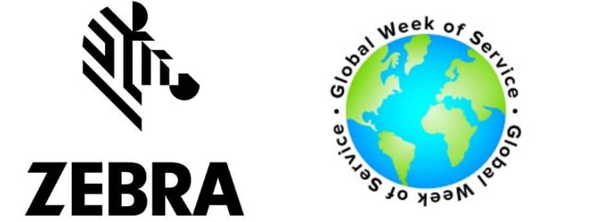 Zebra Technologies Announce #GlobalWeekOfService To Give Back To Local Communities