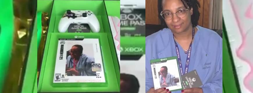 Miles Boykin Mother, Felicia Becomes First Female Madden Cover