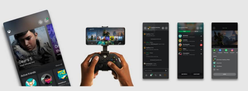 There Is A New Xbox Mobile App That Unifies Gaming And Communication