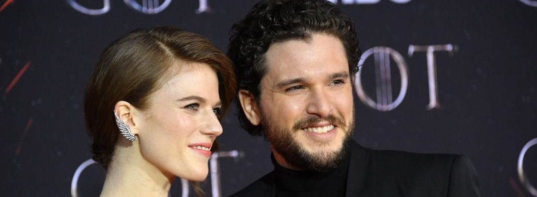 """Game Of Thrones"" Stars Rose Leslie And Kit Harington Are Expecting Their First Child"