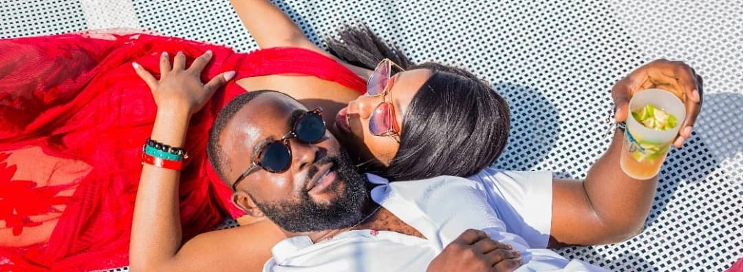 Ex BBNaija Housemates Gedoni And Khafi Are Now Legally Married