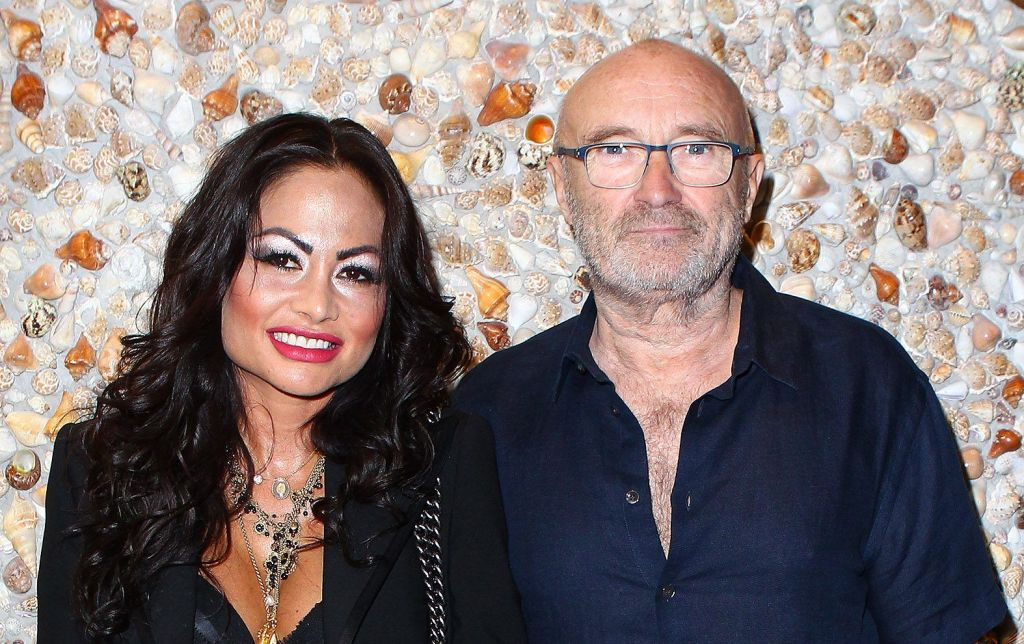Phil Collins Takes Legal Action Against Ex Wife 10 Years After They Reconciled