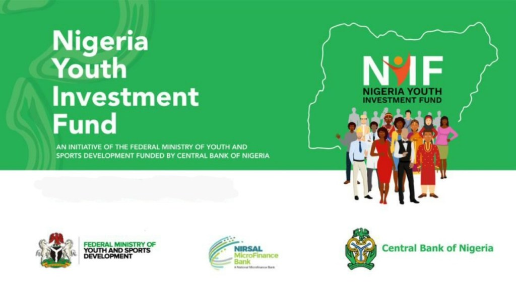 National Youth Investment Fund- See How To Register Here