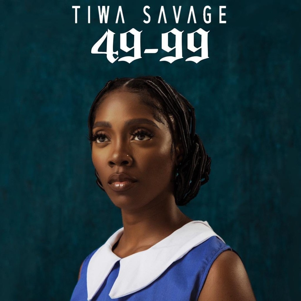 Tiwa Savage Bags Two Nominations At The UK Music Video Awards