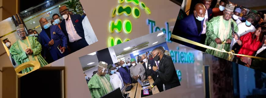 Pantami, Sanwo-Olu, Abdullahi, Ndukwe, other dignitaries grace Tech Experience Centre launch