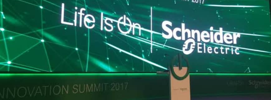 Schneider Electric Announces Innovation Summit 2020, See What To Expect And How To Register