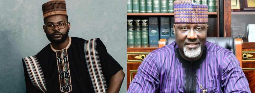 Falz Drags Senator Dino Melaye After His #EndSARS Solidarity Tweet