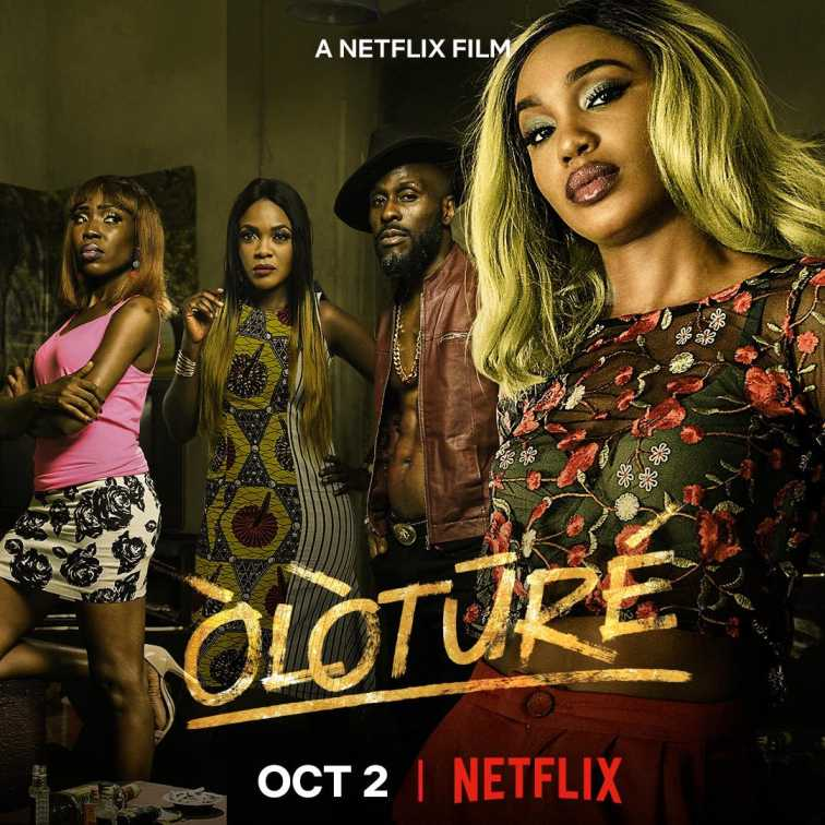 """""""Òlòtūré"""" Is That Film That Opened Our Eyes To The World Of Human Trafficking"""