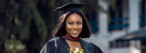 Yvonne Nelson Celebrates Birthday With A Masters Degree