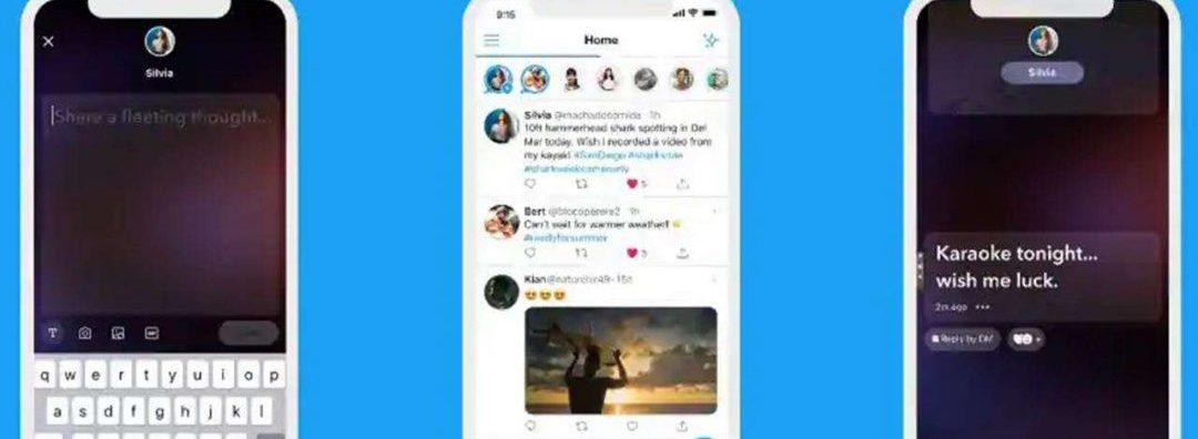 Twitter Fleets Bug