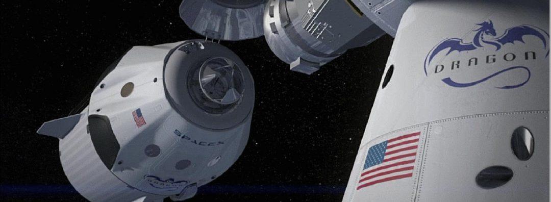 Crew Dragon ISS