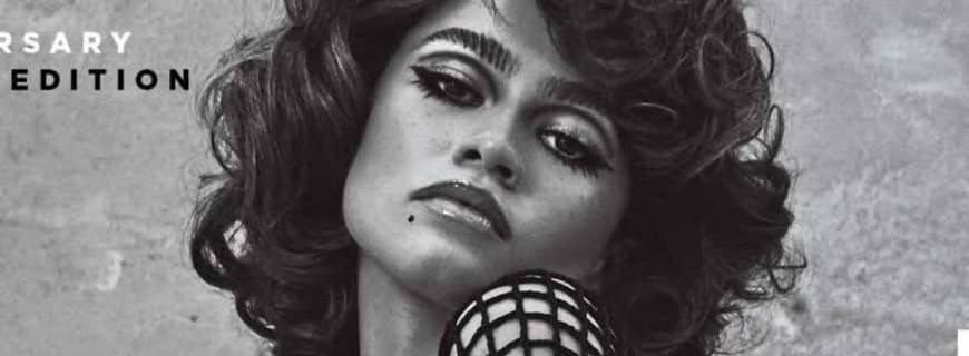 Zendaya Honors First Black Supermodel With Breathtaking Photos Covering ESSENCE's Special Edition