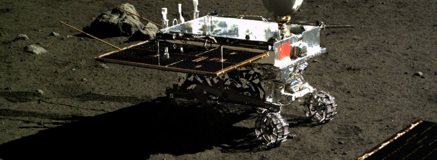 China To Launch Mission To The Moon To Collect Rocks
