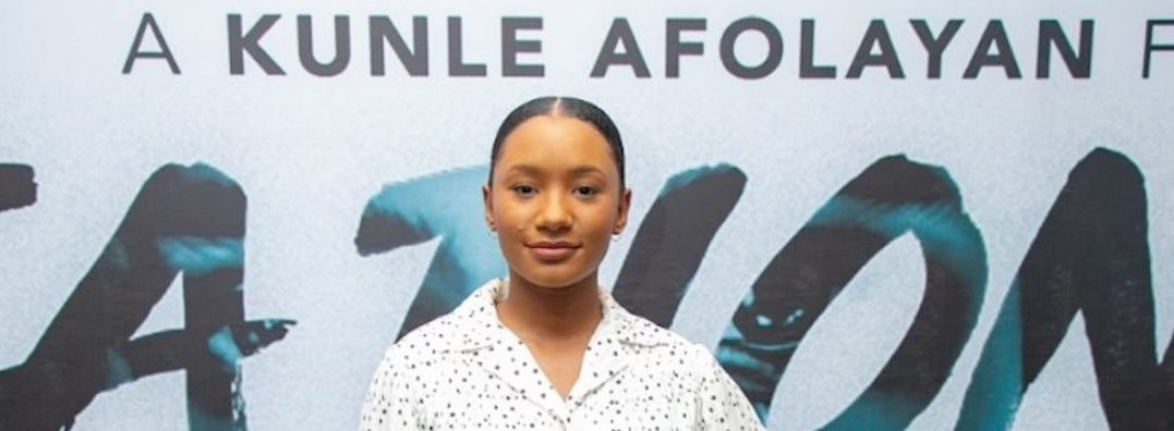 "Temi Otedola Opens Up About Kissing Gabriel Afolayan In ""Citation"""