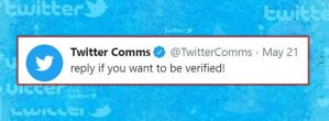Twitter Will Resume Verification In 2021, See New Guidelines