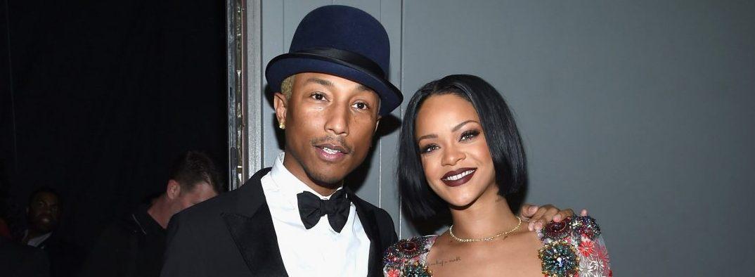 Pharrell Williams Says Fans Should Anticipate Rihanna's Album