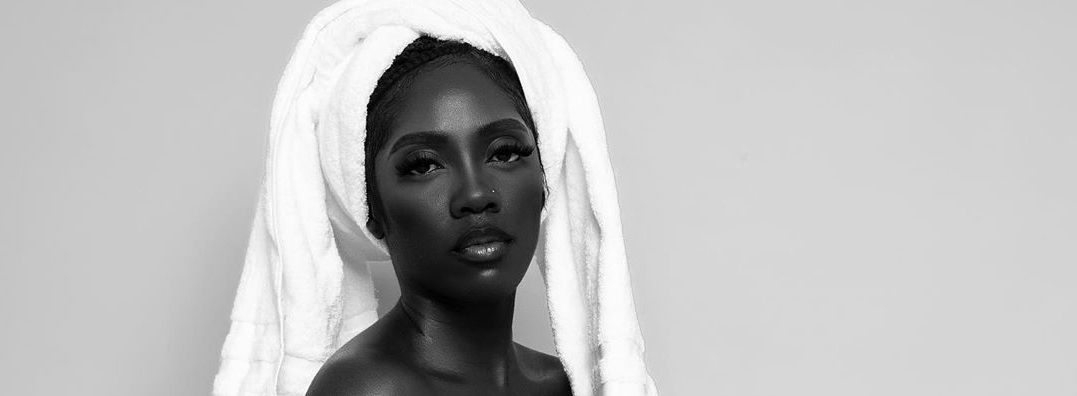 "Tiwa Savage Poses Half-Naked In Photos Tagged ""Towel Series"""