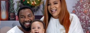 See How Our Nigerian Celebrities Are Celebrating Christmas Day
