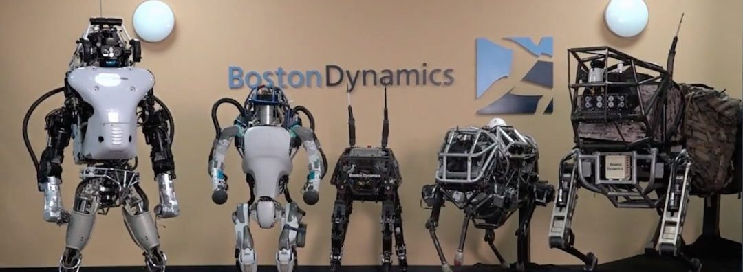 Hyundai Boston Dynamics