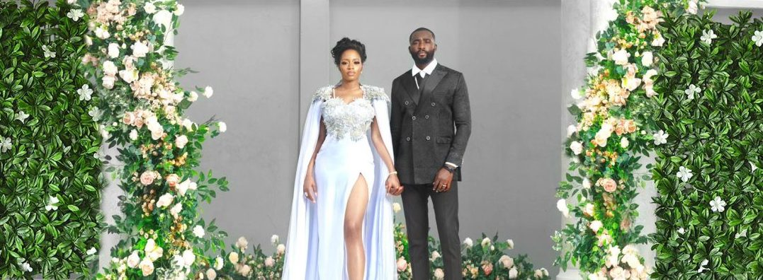 It's Official! Khafi And Gedoni Releases Wedding Photos
