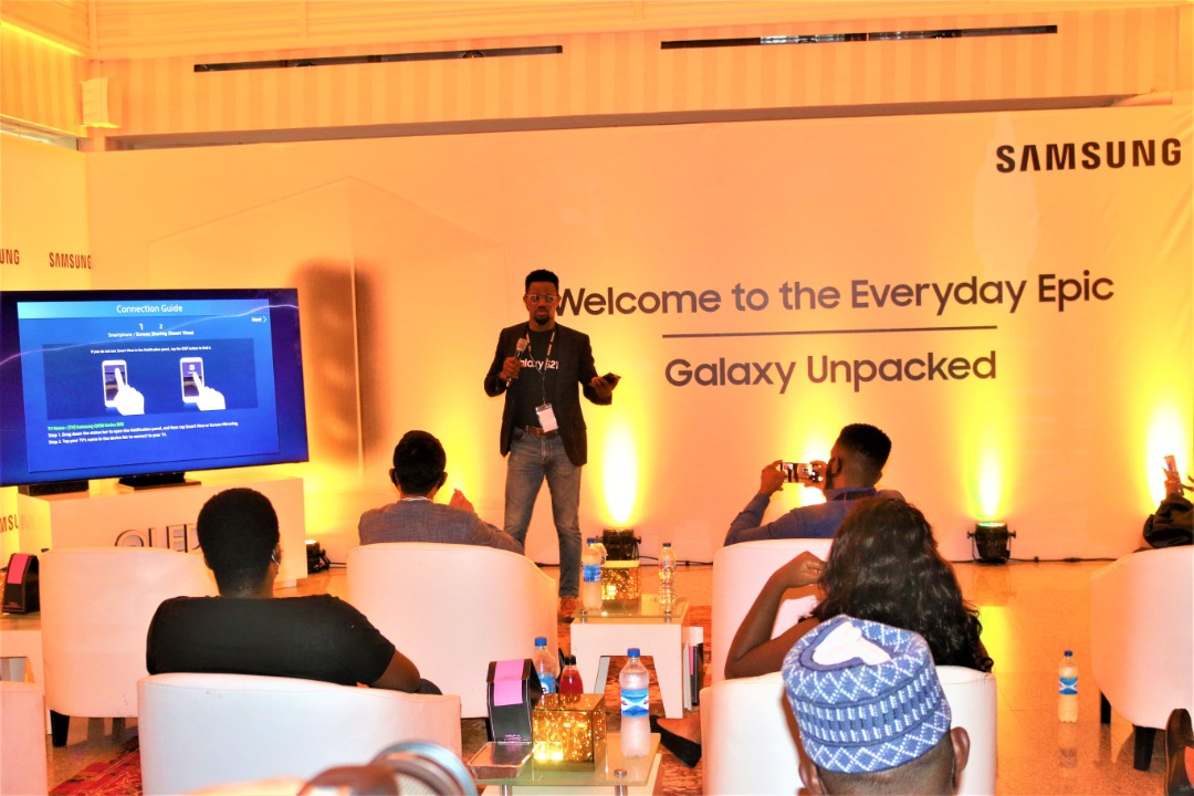 Pictures: Samsung Hosts It's Unpacked Event At The Tech Experience Center