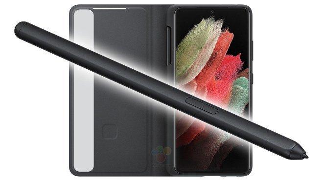 Samsung S21 stylus case
