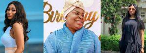 Nollywood Actress Ebube Nwagbo Loses Her Mum