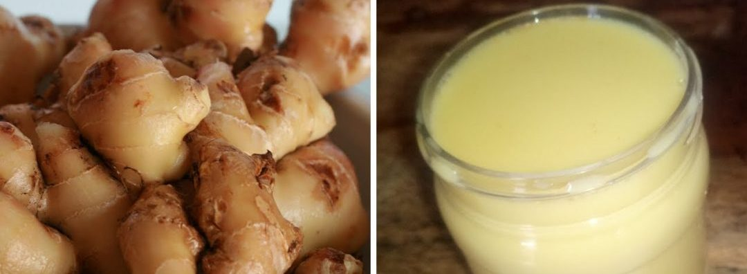 How To Make Ginger Juice To For Itchy Scalp And Dandruff