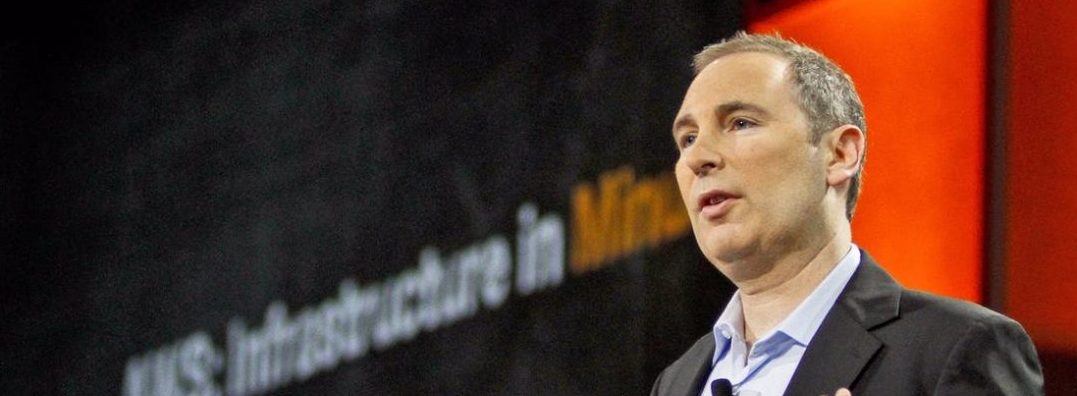 Who Is Jeff Bezos' Replacement As Amazon's New CEO, Andy Jassy?