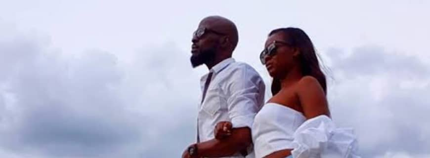 Watch The Sweet Moment Ikechukwu Proposed To His Fiancee In London